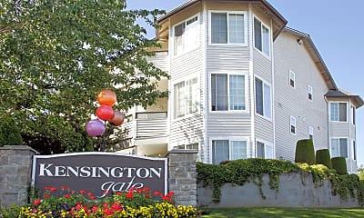 Community Signage, Kensington Gate Apartments, 0