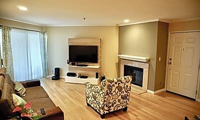 Living Room, 5837 Oak Bend Ln 104, 1