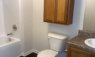 Bathroom, Pines At Westdale, 2