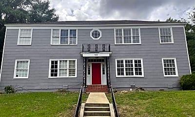 Building, 1033 Monroe St, 0