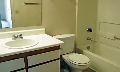 Bathroom, Westcourt Village, 2