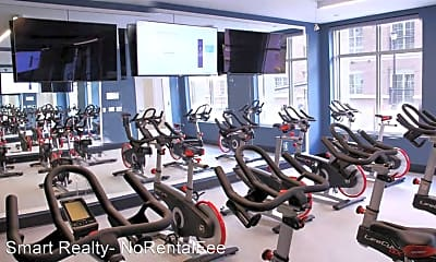 Fitness Weight Room, 120 Park Plaza Drive, 1