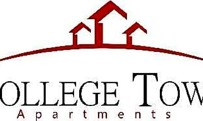 College Town Apartments, 2