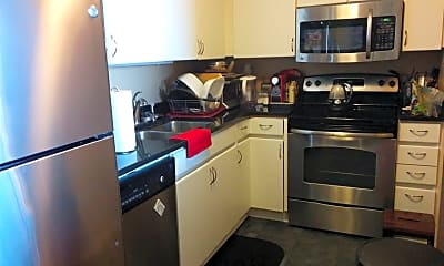 Kitchen, 440 N Wabash Ave APT 4503, 1