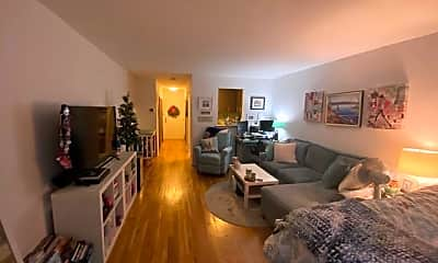 Living Room, 214 E 24th St 4C, 0