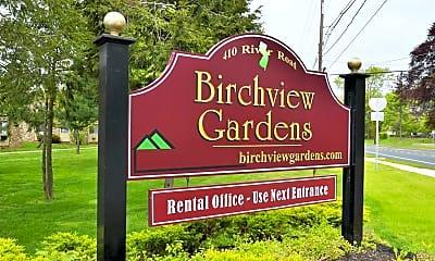 Community Signage, Birchview Gardens, 0