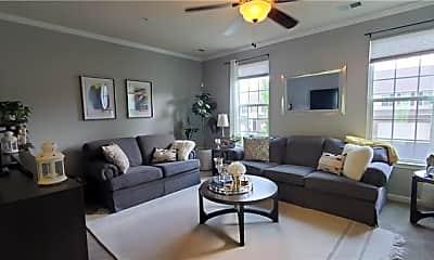 Living Room, 240 Broadstone Dr, 1