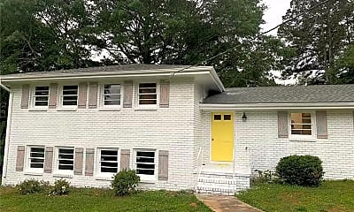 Building, 1334 Yates Ave, 2