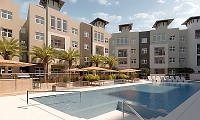 Pool, The District at Scottsdale, 0