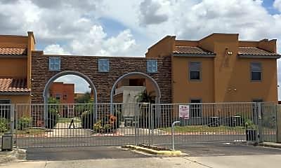 Costello Apartments, 1