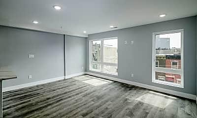 Living Room, 2017 E Susquehanna Ave 4, 0