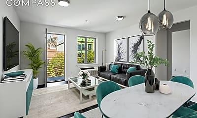 Living Room, 120 Boerum St 3-B, 0