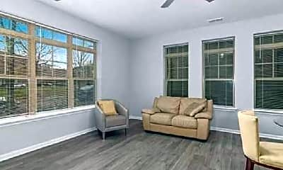Living Room, 3843 S Langley Ave, 2