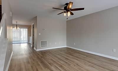 Living Room, 837 Camelot Ln, 1