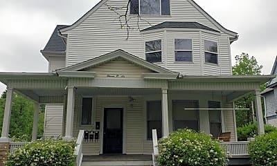Building, 1106 W Church St, 0