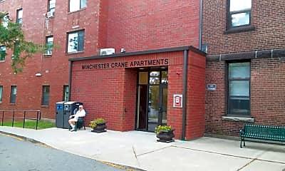Winchester Crane Apartments, 1