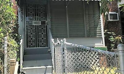 Patio / Deck, 2502 E St NE, 0