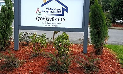 Parkview Apartments, 1