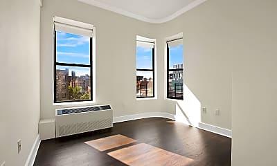 Living Room, 555 Malcolm X Blvd PH-G, 1