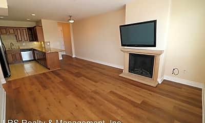 Living Room, 4724 Kester Ave, 0