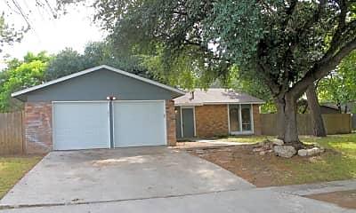 Building, 5822 Moores Creek, 1