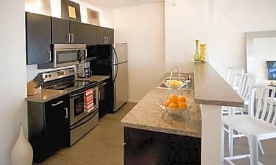 Kitchen, Urban Park Apartments, 1