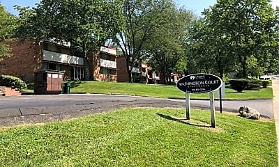 Washington Court Apartment, 1