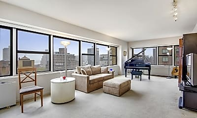 Living Room, 165 E 38th St, 0