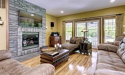 Living Room, 3475 Aldrich Ln, 1