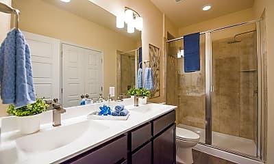 Bathroom, 6607 Lake Woodlands, 2
