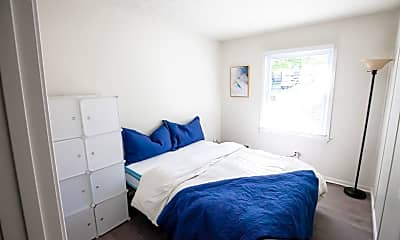 Bedroom, Room for Rent -  just a 2-minute drive from Exit 2, 2