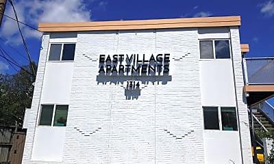 East Village Apartments, 1