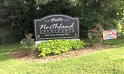 Northland Apartments, 1