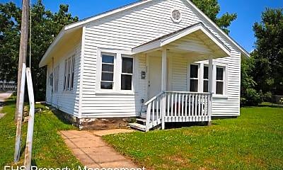 Building, 217 E Calhoun St, 1