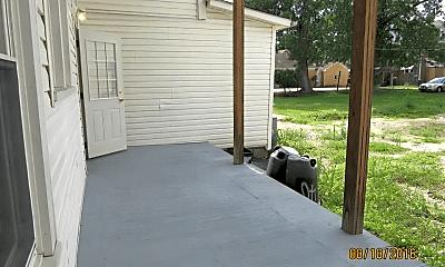 Patio / Deck, 40 S 5th St, 2