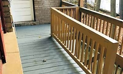 Patio / Deck, 155 S Whitney St, 2