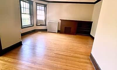 Living Room, 1418 W. Olive 3, 1