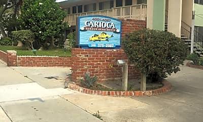 Carioca Garden Apartments, 1
