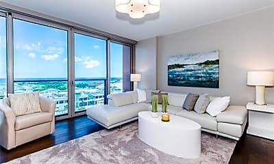 Living Room, 1555 Kapiolani Blvd 1300, 1