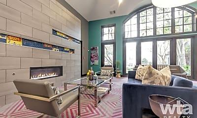 Living Room, 12100 Metric Blvd, 2