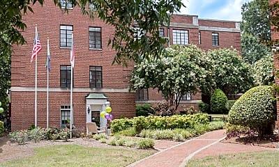 Building, Cameron Court/Shelton Apartments, 1