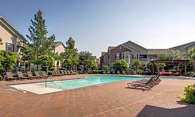 Pool, Villas of Kingwood, 2