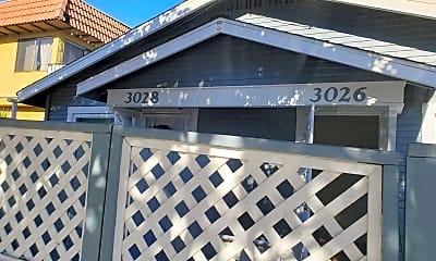 Building, 3022 Garrison St, 0