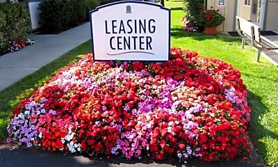 Community Signage, Mission Park, 2