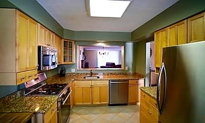 Kitchen, 9 F Dorado Dr, 1
