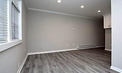 Bedroom, 909 E Davie St 1, 1