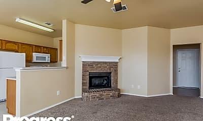 Living Room, 1004 McKavett Dr, 1