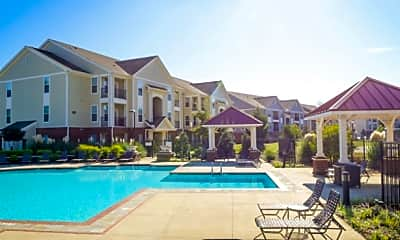 Pool, Independence Place In West Fayetteville, 1