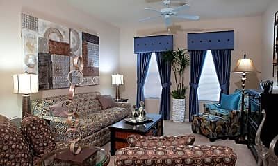 Living Room, Lost Creek at Lakewood Ranch, 2