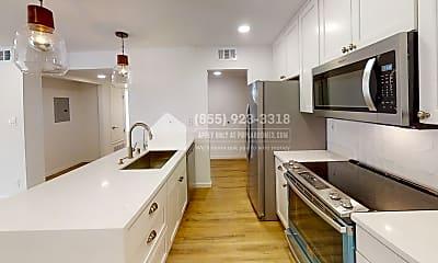 Kitchen, 400 Davis Street 211, 1